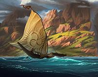 Voyage (+ timelapse video)