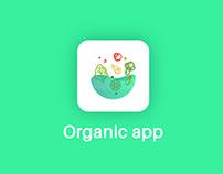 Organic Mobile Ui
