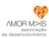 AmorMais Associação | Logótipo