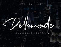 Dellamonde - Classy Script