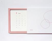 《給你》年曆ll|客製設計