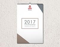 Genius Calendario 2017