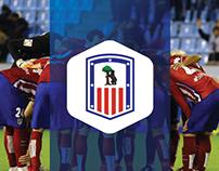 Atletico de madrid logo redesign