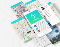 ORMYN : Identity et UI design
