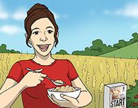 Ideal Start Storyboard