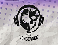 Team Vengeance Clan Logo