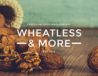 Wheatless & More - Visual Identity