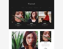 MODERN BLOG - WordPress Website Template Design