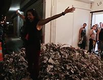 Quintín Rivera Toro Performance Art Video Recap