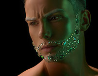 Swarovski Beard Collections