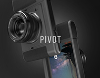 PIVOT | Self Stabilizing Camera Concept