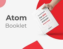 Atom Booklet