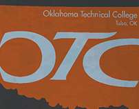 T-shirt designs for Oklahoma Technical College