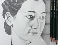 Japanese sketch