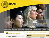 UdeM website