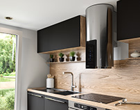 Kitchen Visualization - Variations