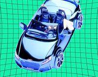 Audi TT Portrait