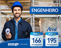 Folheto A5 - Senge MG