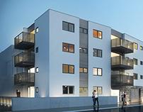 Apartment Refurbishment, North West, UK