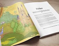 Digital Illustration: Magazine