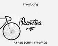 Duvetica - Free Font