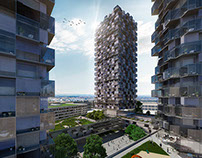 3 towers_Studio Vlay