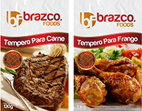 Branding - Bras.co Foods