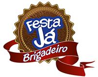 Embalagem ALISPEC Display FESTA JÁ Brigadeiro