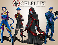 Keepers - Celflux Villains