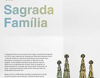 Poster - Sagrada Família