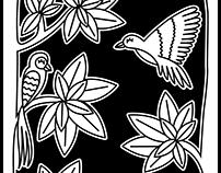 Galt® Velvet Style Illustrations