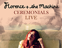 Florence and the Machine DVD Art