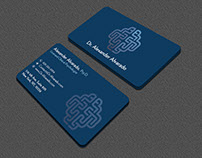 Clinical Dr. Business card
