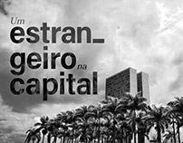 Um estrangeiro na capital