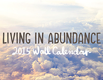 Joel Osteen - Living in Abundance 2015 Calendar