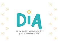 DIA | Kit de auxílio a alimentação