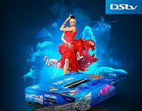 DStv HD Decoder New Package Print ADs