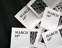 March 16th : A Surrealism Inspired Zine
