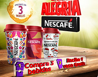NESCAFE VISUALES PROMOCIONALES