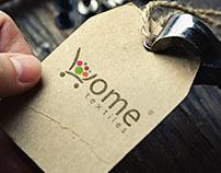 Home Textiles - LOGO DESIGN