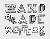 Hand Made Letters