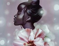 Hibiscus | clothing design