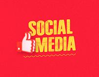Social Media - Ponto do Crepe
