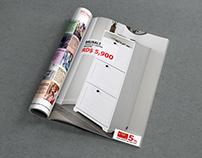 Diagramación revista IKEA® Family