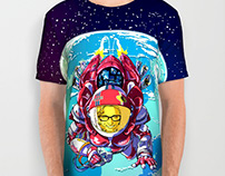 StarRider / Made-In-ITA tshirt design