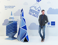 Advertising Campaign for Design Indaba