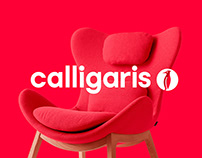 Calligaris identity restyling