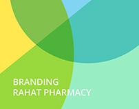 Branding - Rahat Pharmacy