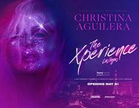 Christina Aguilera | The Xperience Las Vegas