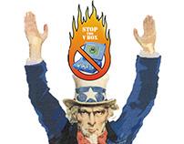 Stop the Motorola V Box.